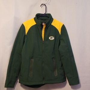 NFL Greenbay Jackets.